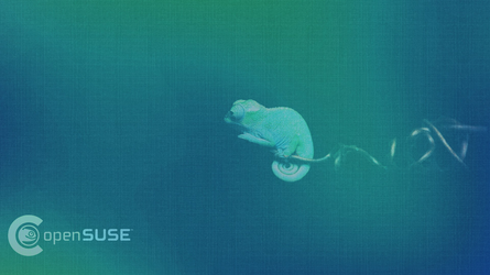 openSUSE by duschaan