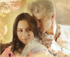 Tessa and Jem by Liliah