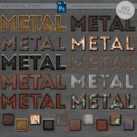 Styles: Heavy Metal by HGGraphicDesigns