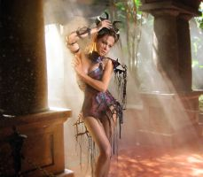 Demoness Lior by jl-modelstock David version by FueledbypartII