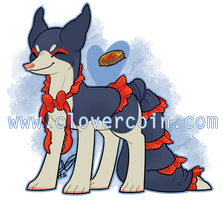 AUCTION: Pillowing Cherry Sun (CLOSED) by CloverCoin