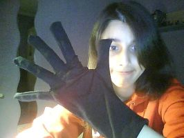 Tsuna Sky Gloves~ by Niaevilalive