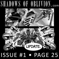 Shadows of Oblivion #1 - Page 25 Update! by Shono