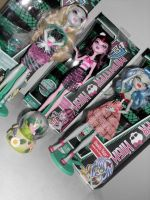My Three Only Monster High Dolls by Lovepiko