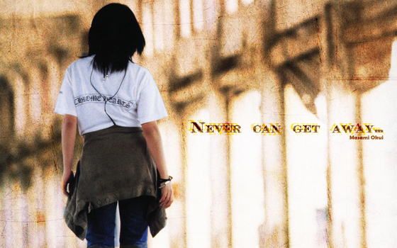 Never can get away... by LaRam