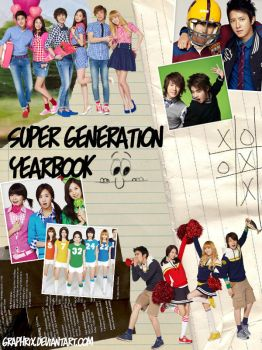 Super Generation Yearbook by GraPHriX