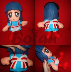 Annie Brighton plush version by Momoiro-Botan