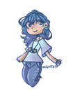 Pixel Moonlit Gem by anonymous1anonymous