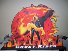 Ghost Rider by Darkans