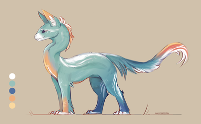 Raylee by OnyxUrocyon