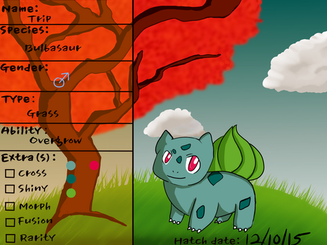 [PKMNation]-Maple Meadows-Trip by Rainynights15