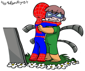RIP Steve Ditko by TheFawnFlying
