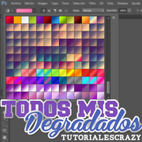 Todos mis degradados by tutorialescrazy