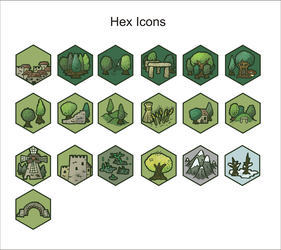 Hexploitation Hexes by DarthAsparagus