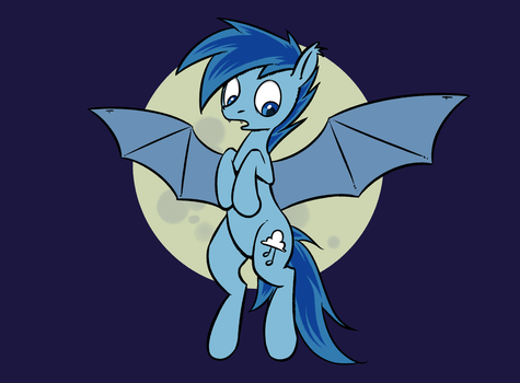 sir, are you aware you are a bat by replacer808