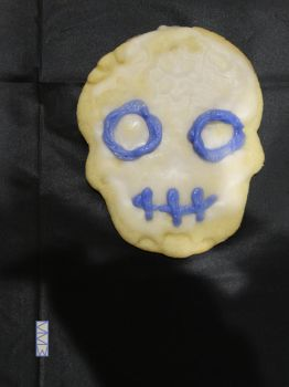 Sugar Cookie (of Death) by Crigger