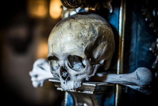 Death Mask by Anantaphoto