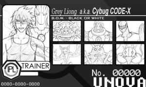 IPL Trainer Card - Grey Liong by PokemonFR-BW