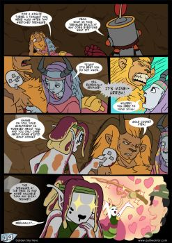 Golden Sky Hero ~ Chapter 7, Page 14 by The-Quill-Warrior