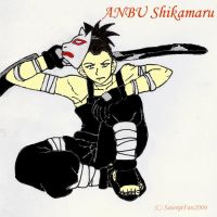 ANBU Shikamaru by I-grab-butts