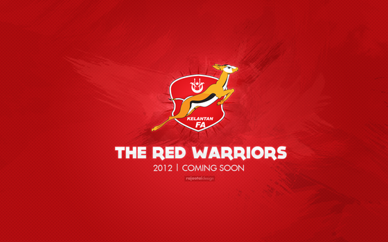 The Red Warriors 2012 by rajaotai