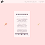 ToyHouse: Pink candy (HTML) by UszatyArbuz