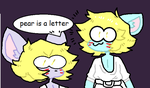 is this bette and dot by AndroiDoodler