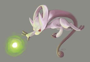Mystery Pokemon: Mew-???