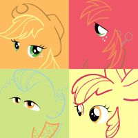 apple family by awesomesauce842