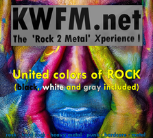 KWFM.net _ United colors of ROCK by KWFMdotnet