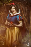 Snow White the Escape by Agent-Paradox