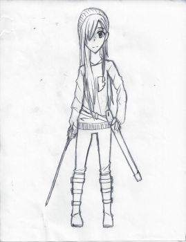 Anima Sketch by Leapoffaith4