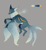 Arroy Collab Adopt [CLOSED] by zeraan