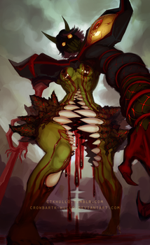 Boiling Blood by MisterCrowbar