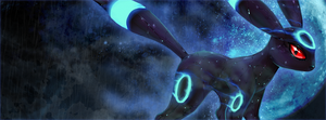 FaceBook Cover: Umbreon Version 1 by BobOfTibia