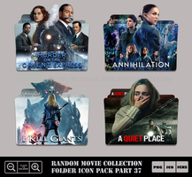 Random Movie Collection Folder Icon Pack Part 37 by Bl4CKSL4YER
