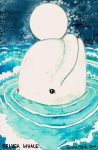 Beluga Whale 1 by ghostyheart