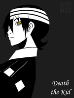 Soul Eater: Death the Kid by attorneyhoboninja
