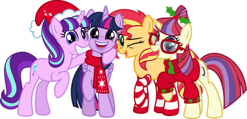 Merry Christmas and Happy New Year! by Osipush