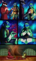 TMNT: Dragons Rising Pg 03 by JazzTheTiger