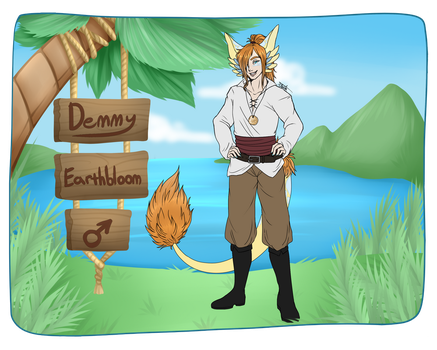 Demmy Registration Sheet by Nekomira