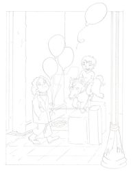 Ballons by CasualGossip