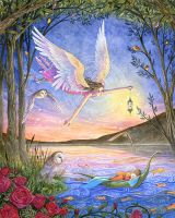 Lighting the Way by thedreamflier