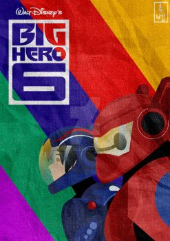 Disney Classics 54 Big Hero 6 by Hyung86