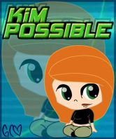 Chibi  Kim possible by Trollan-gurl22