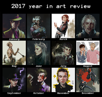 2017 Year in Review by perditionxroad