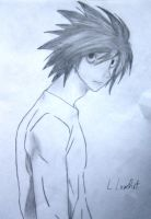 L Lawliet by D0mari