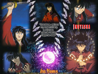 REQUEST: Human Inuyasha by Lady1Venus