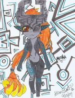 Midna by Tetra-chan
