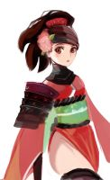 Momohime by wizard898